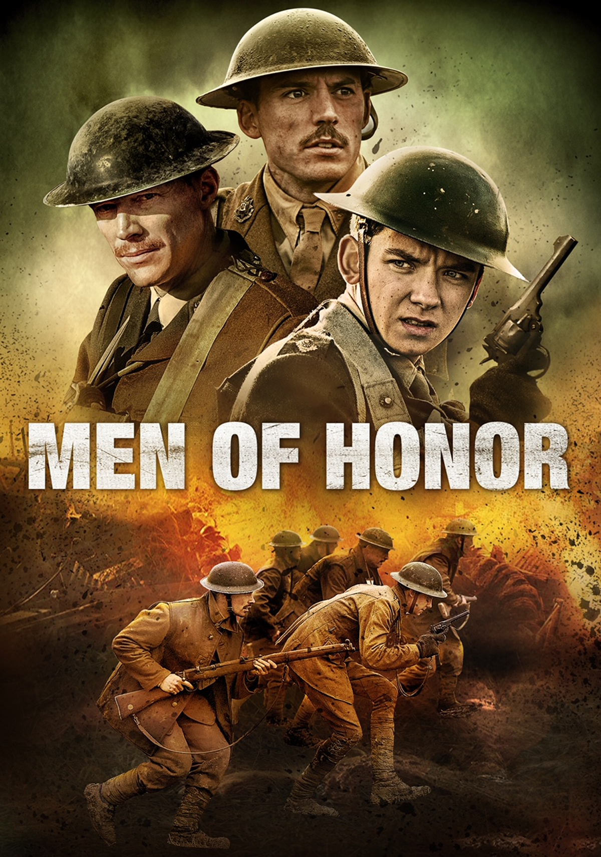 Men of Honor film 2017 AlloCiné