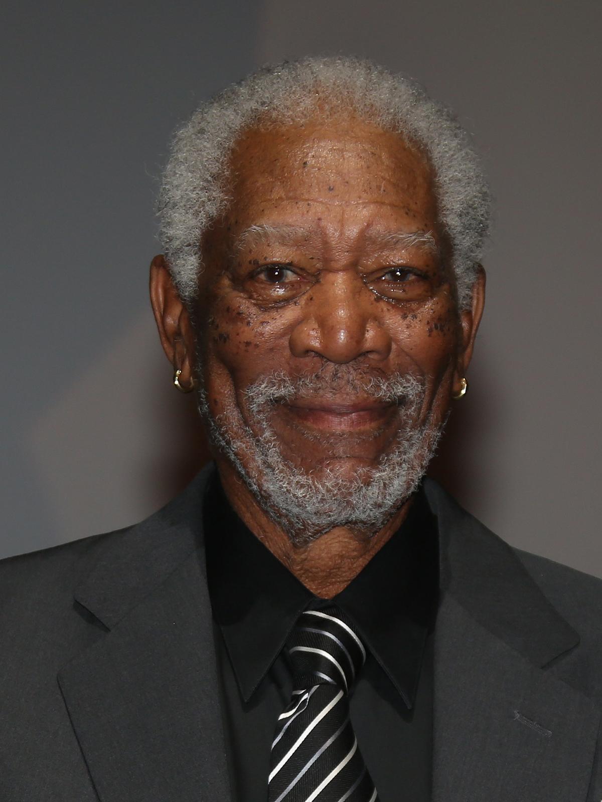 Morgan Freeman - AlloCiné