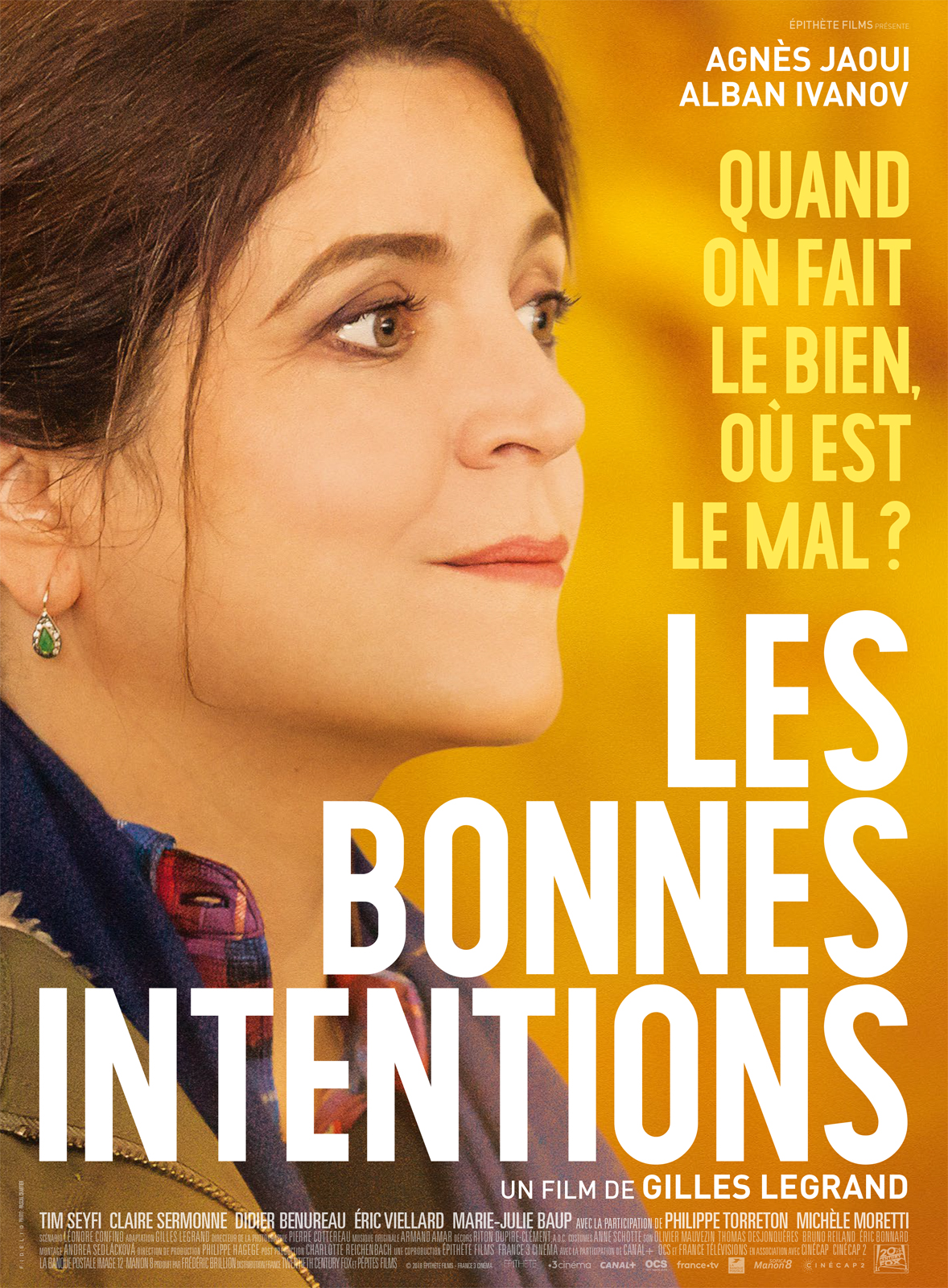 AfficheLes Bonnes intentions