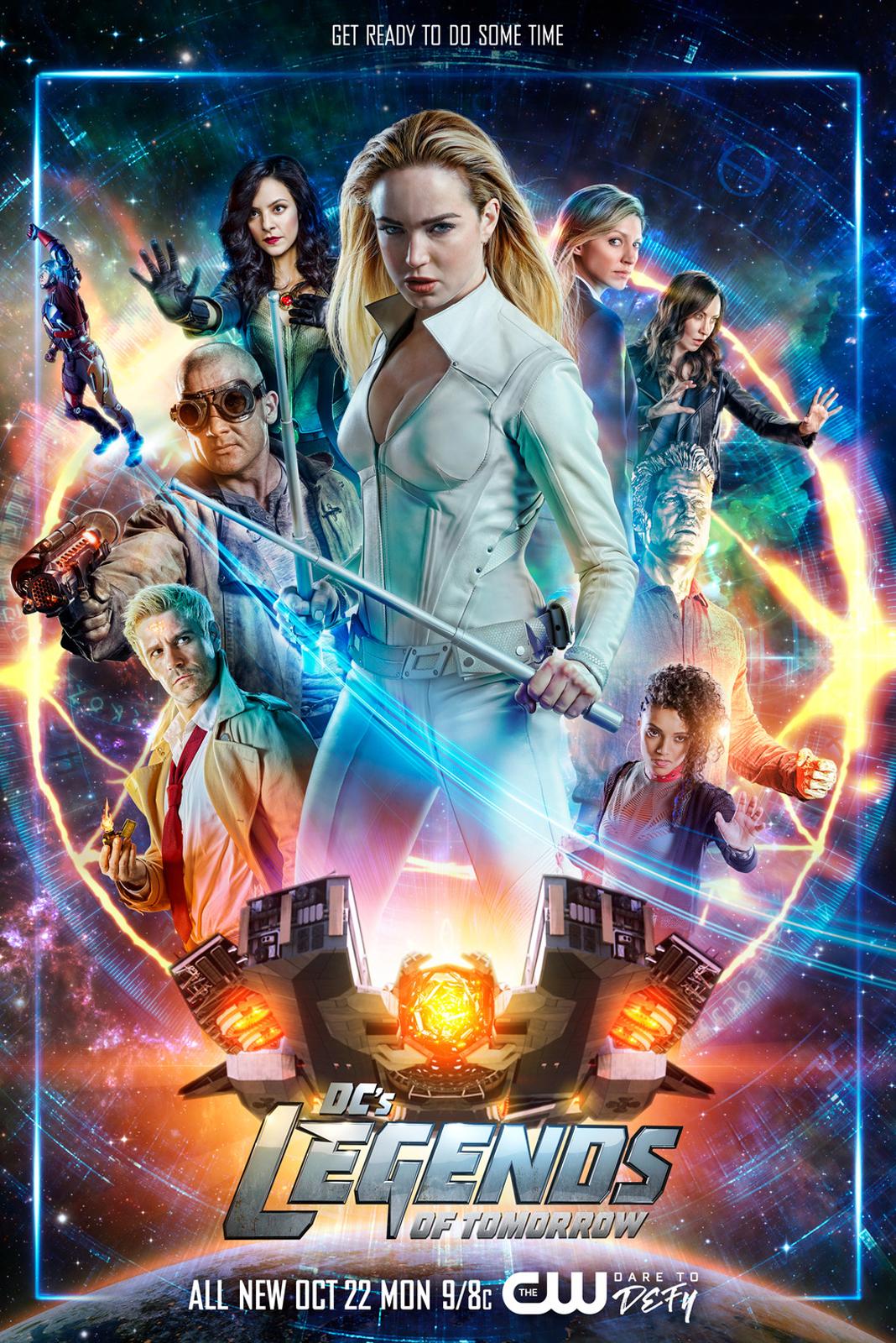 DC's Legends of Tomorrow Saison 4 - AlloCiné