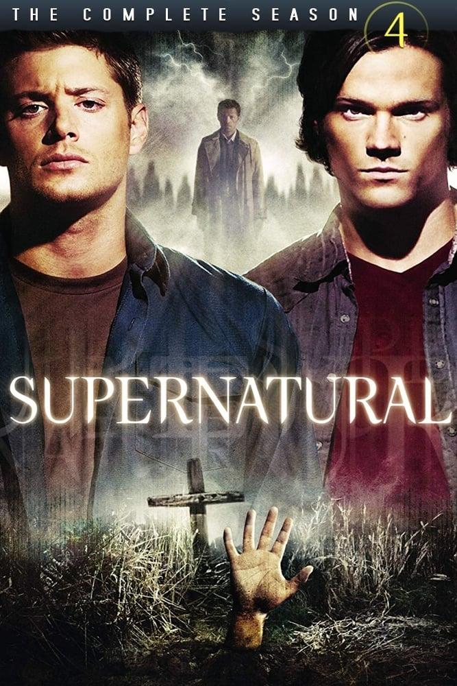 Supernatural Saison 4 - AlloCiné