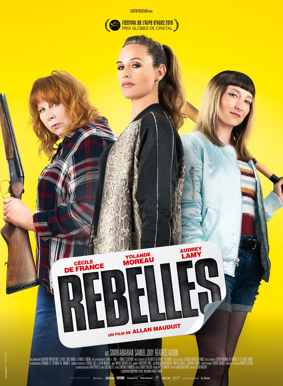 Achat Rebelles en DVD - AlloCiné