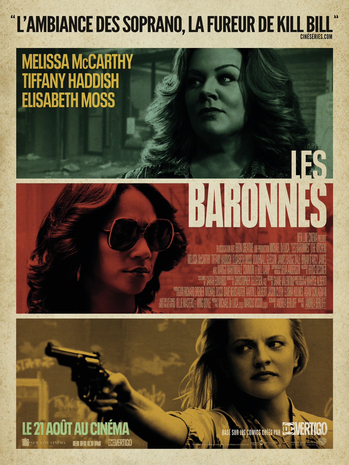 Les Baronnes streaming