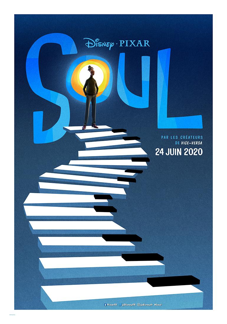 Affiche du film Soul - Photo 20 sur 24 - AlloCiné