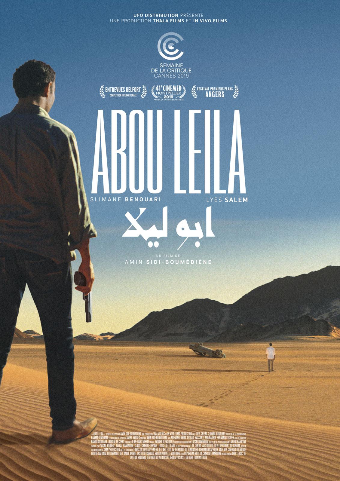 Achat Abou Leila en DVD - AlloCiné
