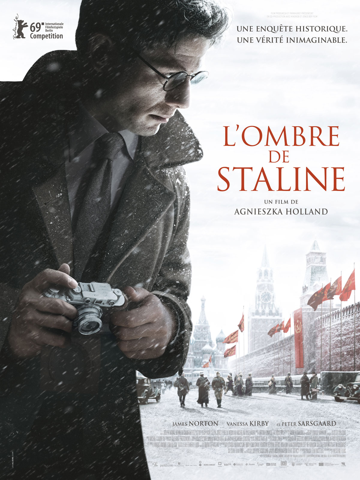 L'Ombre de Staline streaming
