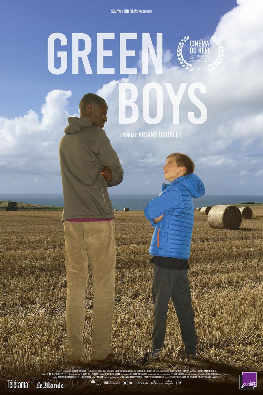 Green Boys - film 2019 - AlloCin�
