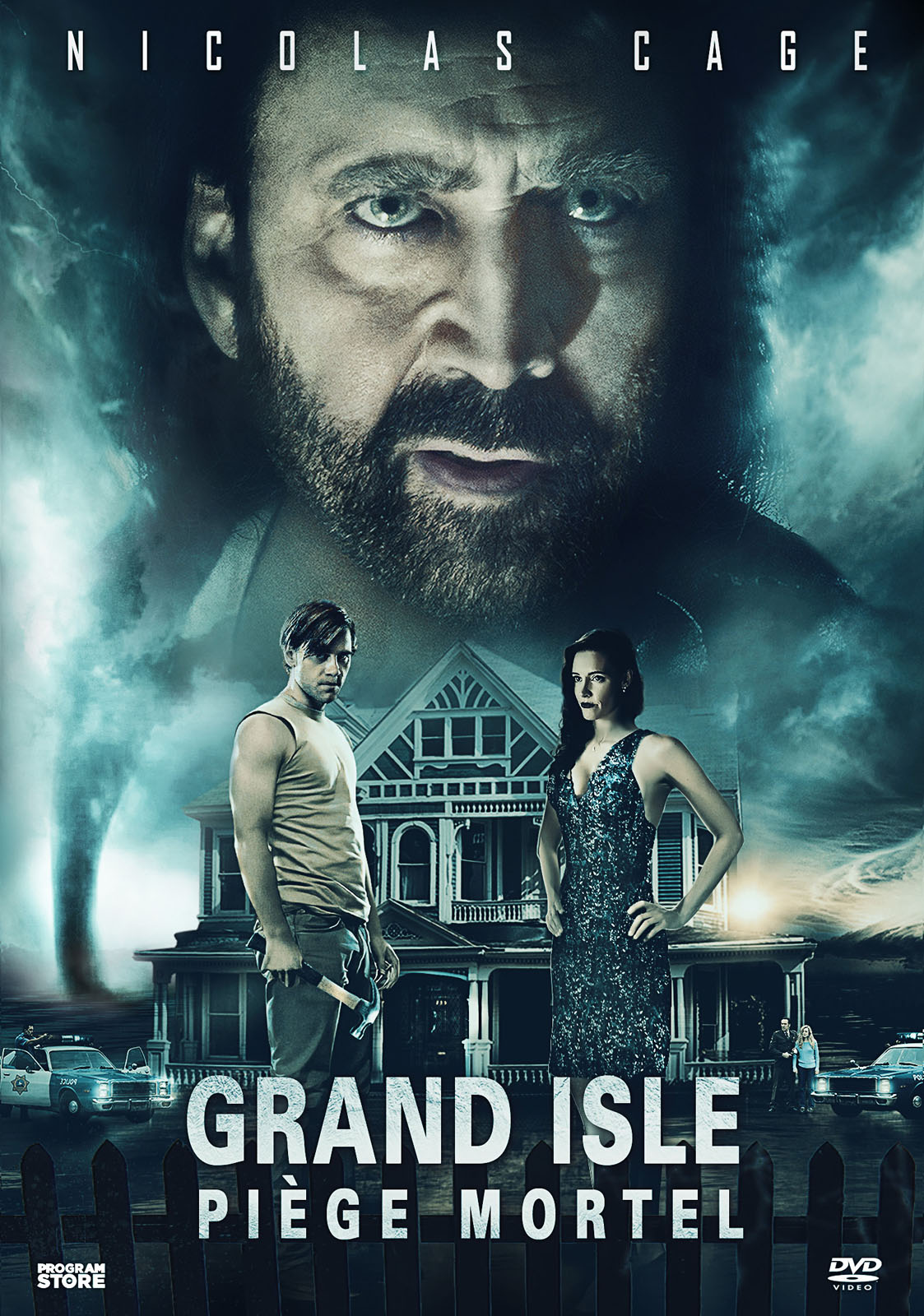 Grand Isle : piège mortel streaming