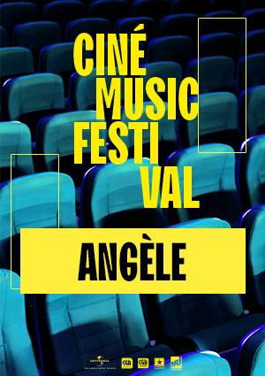 Affiche du film Ciné Music Festival: Angèle