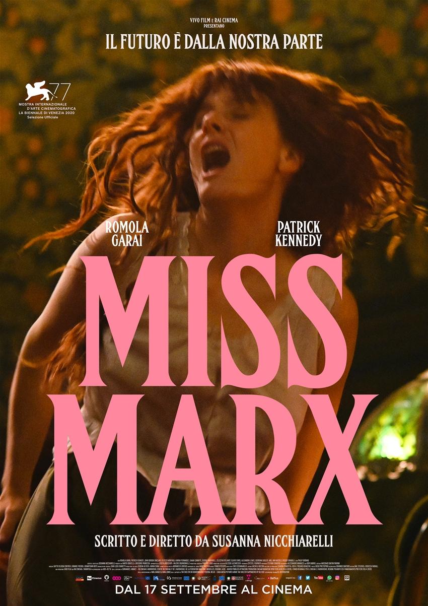 [好雷] 馬克思小姐 Miss Marx (2020 義大利&比利