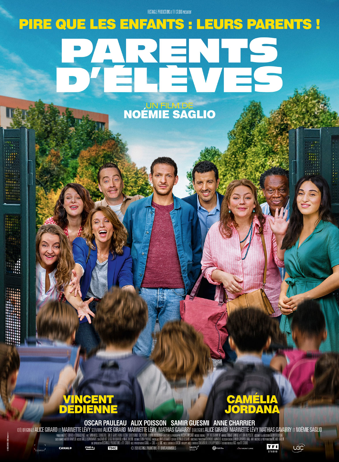 PARENTS D'ELEVES
