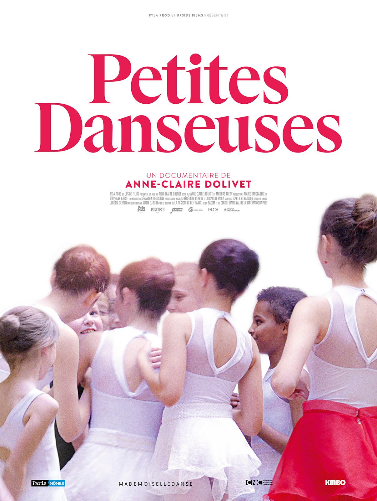 Affiche film PETITES DANSEUSES
