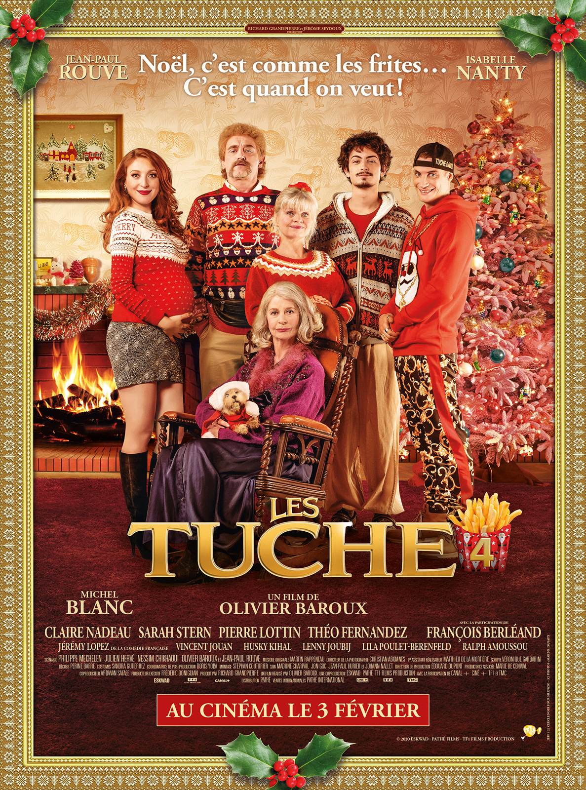 Les Tuche 4 streaming