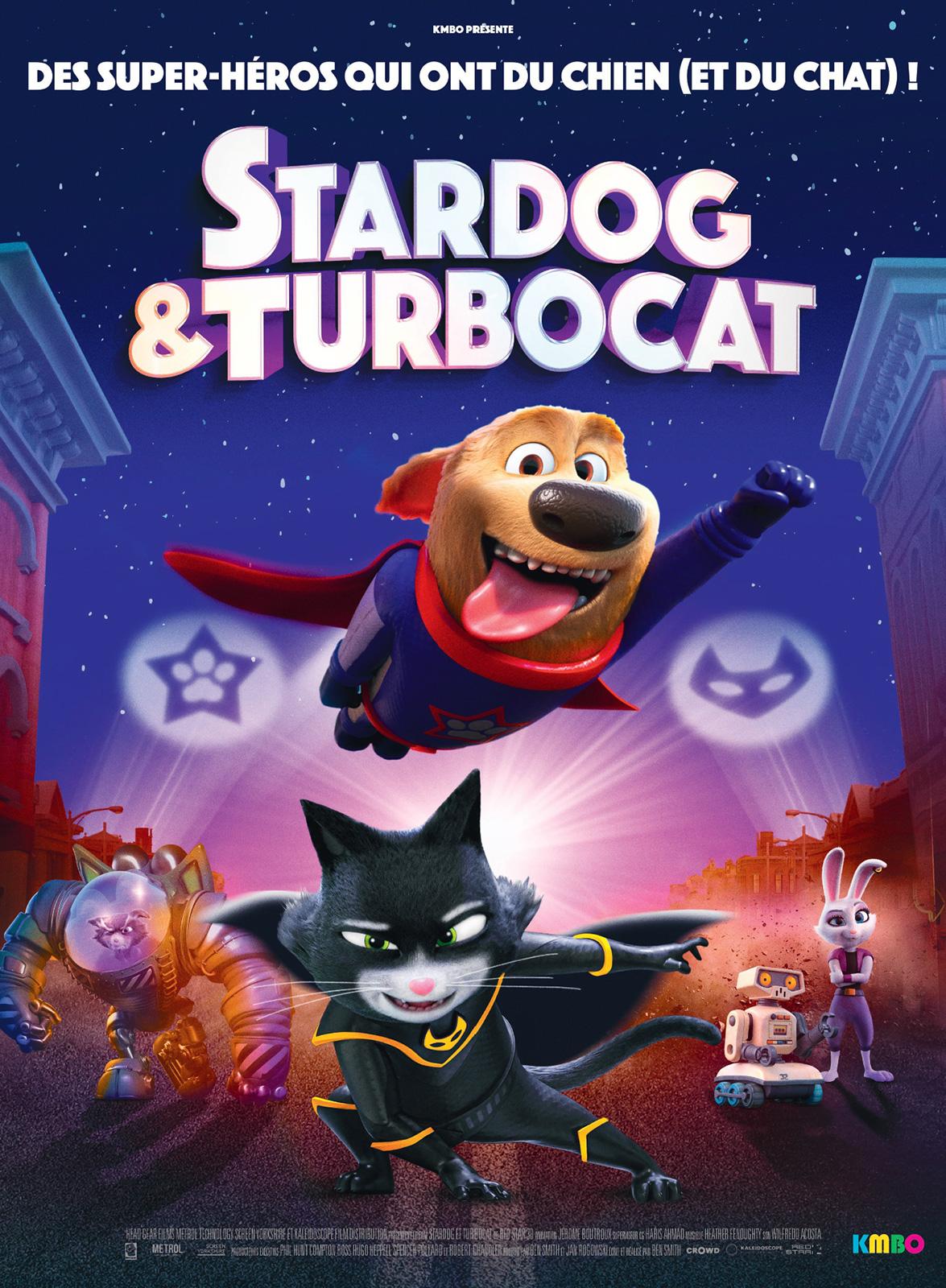 affiche StarDog et TurboCat