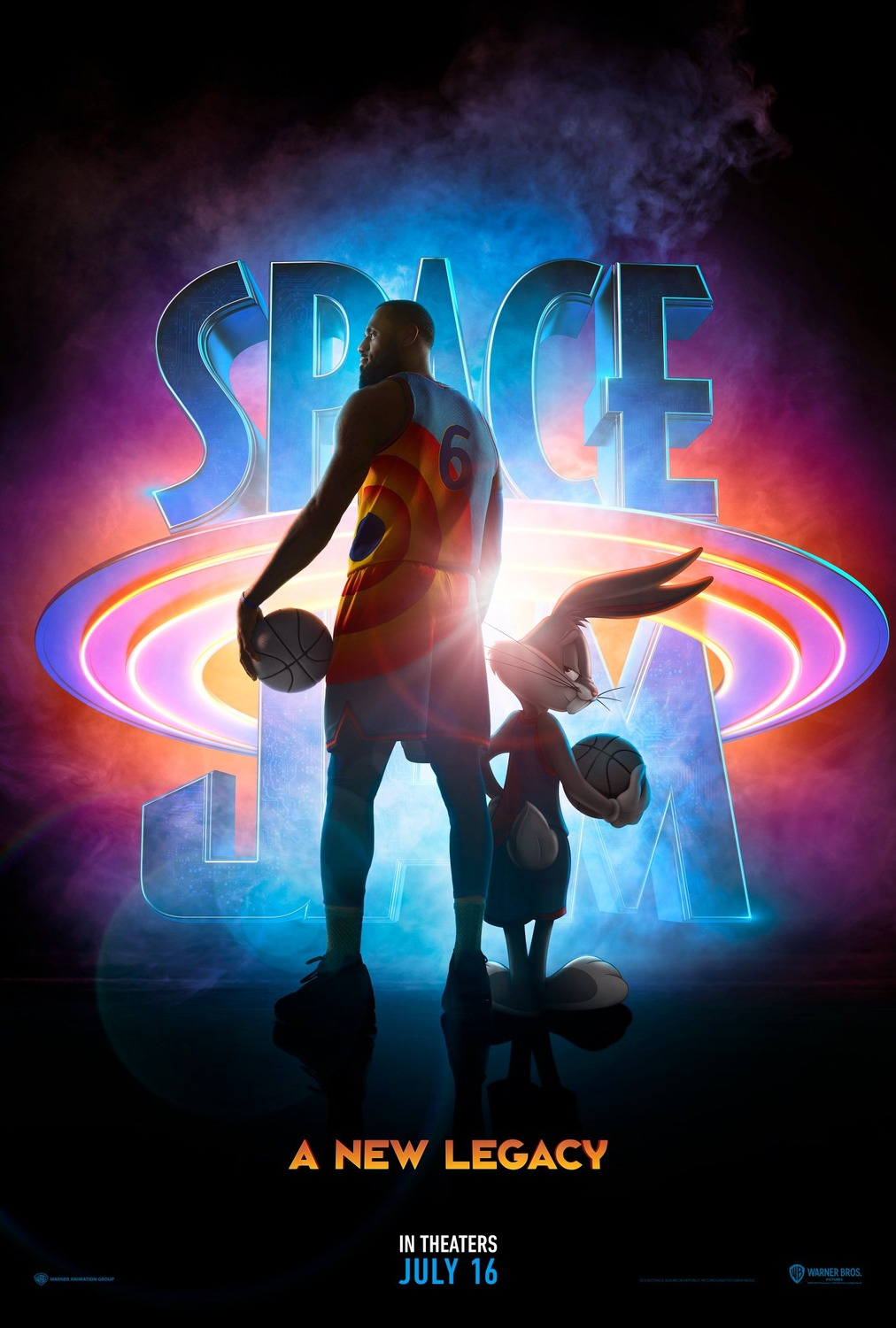 Space Jam - Nouvelle ère streaming