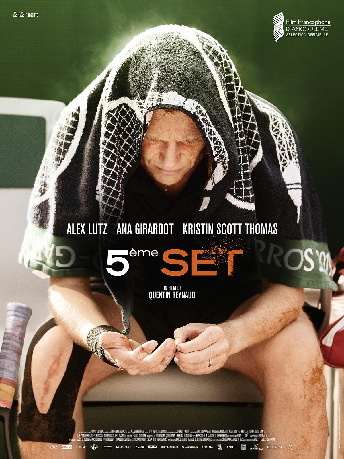 5ème Set - film 2019 - AlloCiné