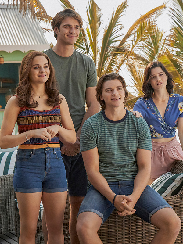 The Kissing Booth 3 streaming