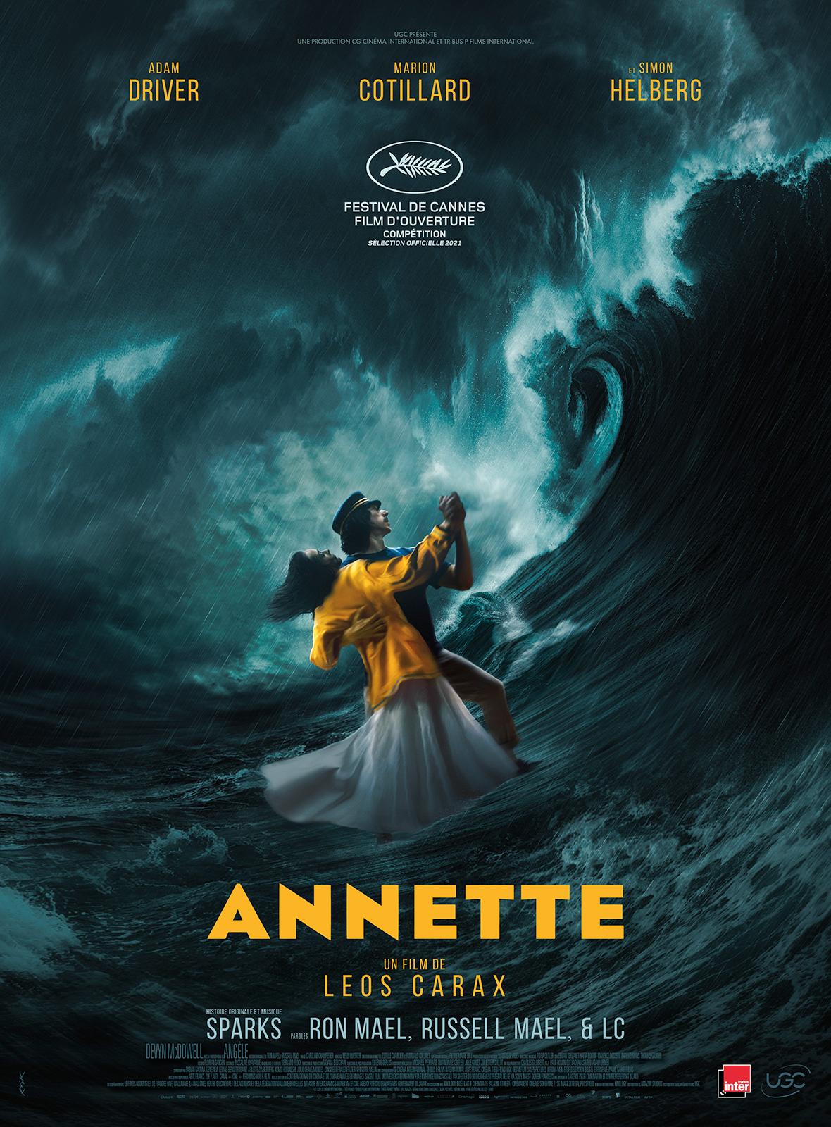 Annette - film 2021 - AlloCiné