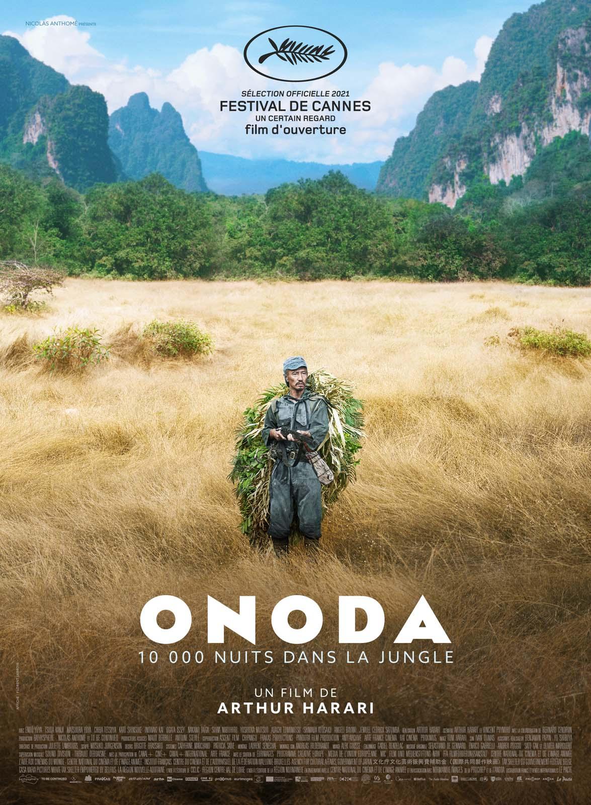 Onoda - 10 000 nuits dans la jungle streaming