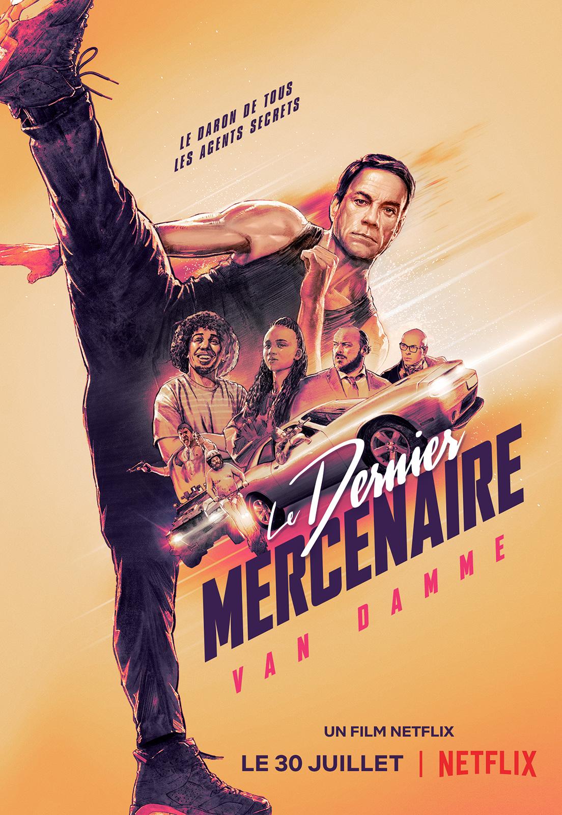 Le Dernier Mercenaire streaming
