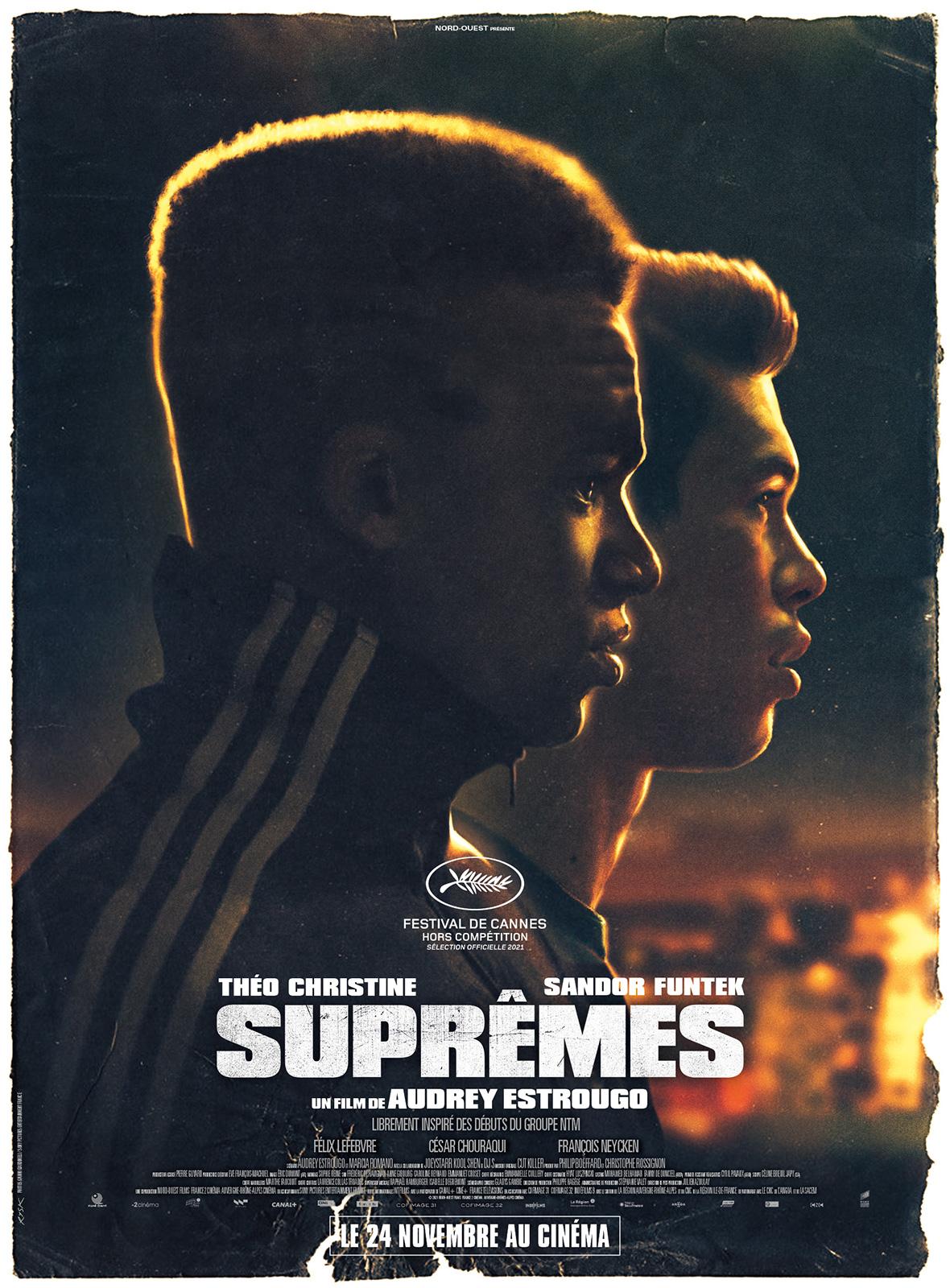 Suprêmes - film 2021 - AlloCiné