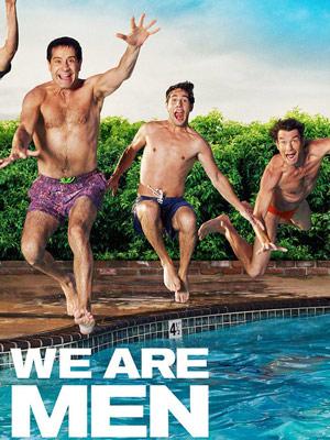 Affiche de la série We Are Men
