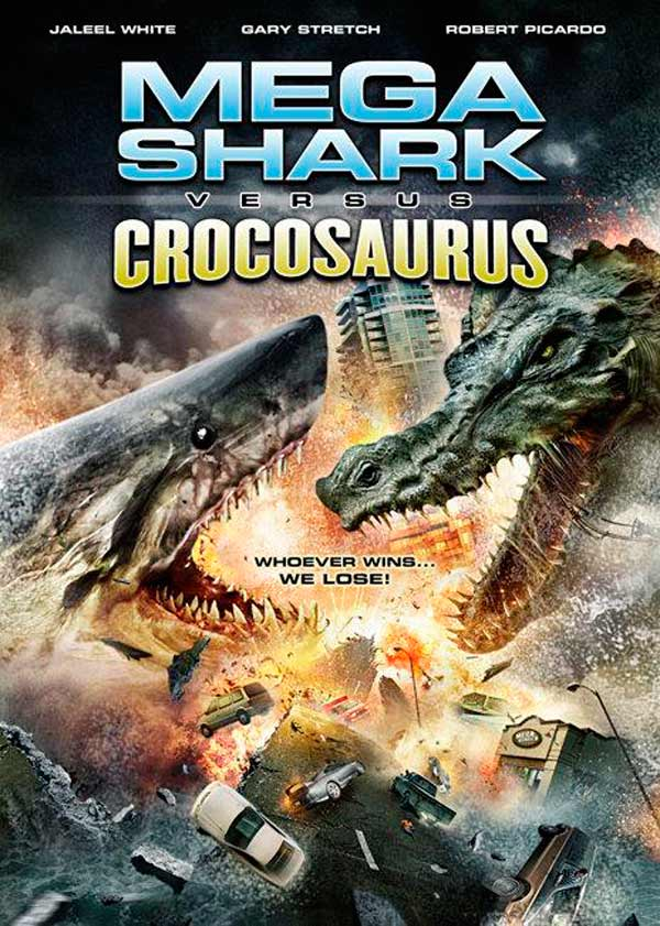 Télécharger Mega Shark vs Crocosaurus TUREFRENCH Gratuit