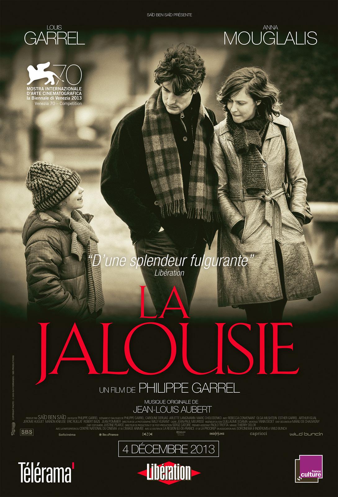 [好雷] 戀人啊!La Jalousie (2013 法國片)