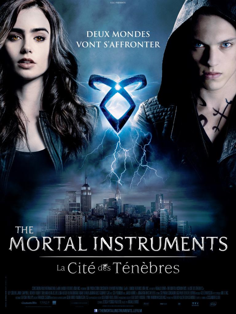 The Mortal Instruments : La Cité des ténèbres [DVDRIP.MD] dvdrip