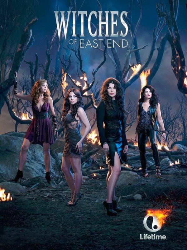 Affiche de la série Witches of East End