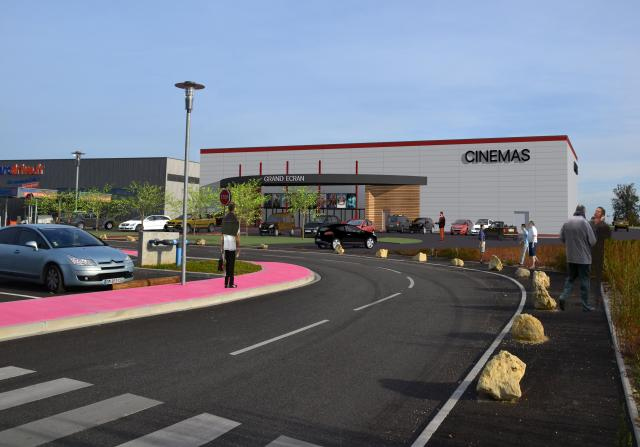 Cinéma Multiplexe Grand Écran Langon à Langon (9 ) - AlloCiné