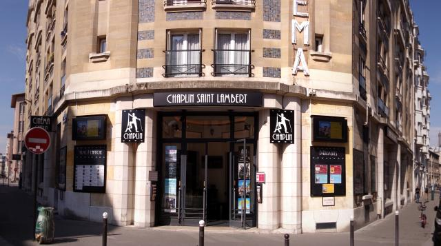 Cinéma Cinéma Chaplin Saint Lambert à Paris (9 ) - AlloCiné