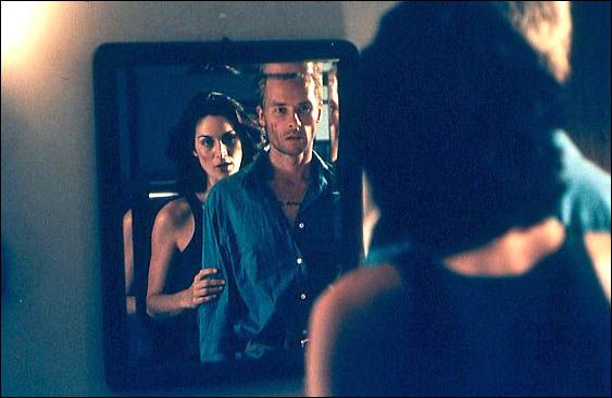 Guy Pearce et Carrie-Anne Moss