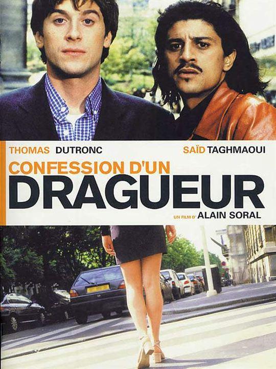 Confession d'un dragueur : Affiche Alain Soral, Thomas Dutronc