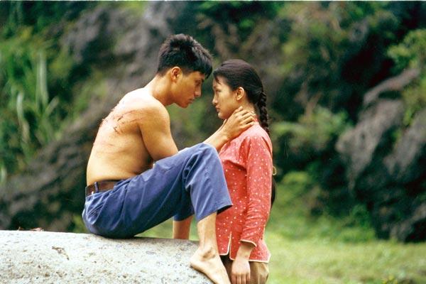 Chen Kun et Zhou Xun