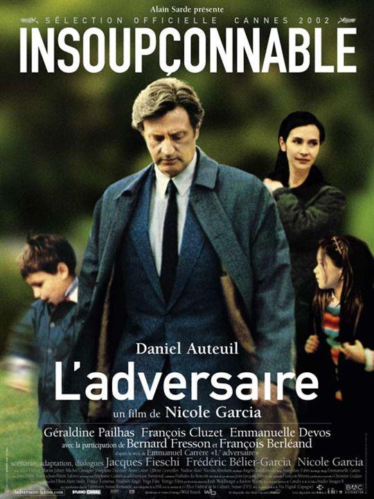 Affiche du film L'Adversaire - Affiche 1 sur 1 - AlloCiné