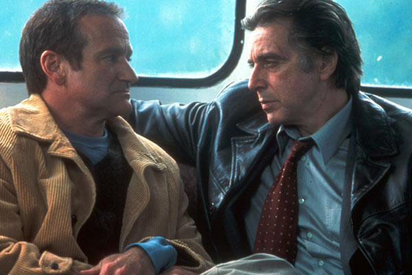Robin Williams et Al Pacino