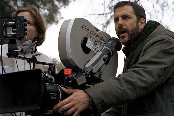 """Mark Romanek, le réalisateur de """"Photo obsession"""""""