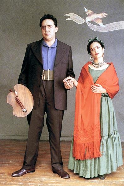 Alfred Molina et Salma Hayek