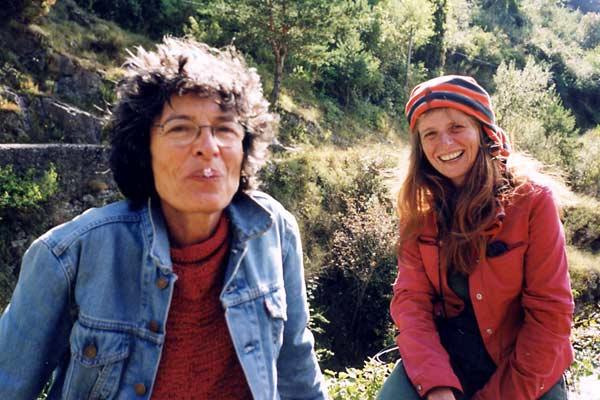 Mimi Chiola et Claire Simon