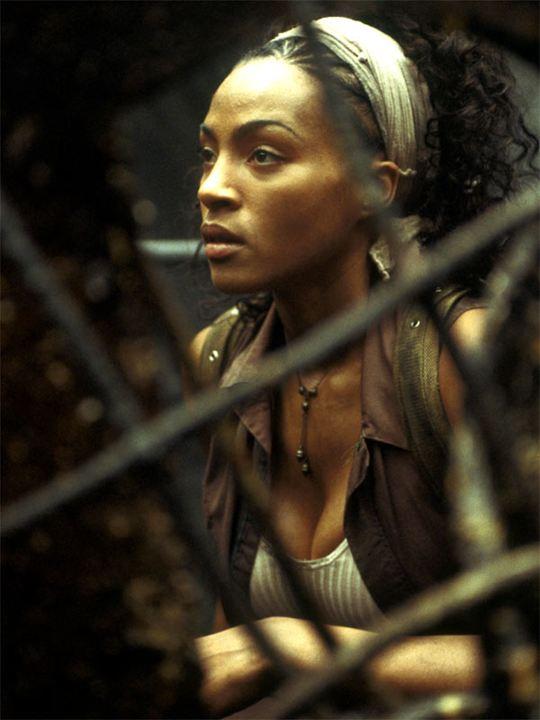 Matrix Revolutions : Photo Nona Gaye
