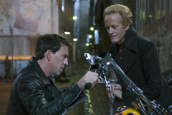 Nicolas Cage et Peter Fonda