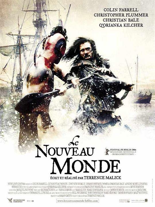 Affiche du film Le Nouveau monde - Affiche 3 sur 4 - AlloCiné