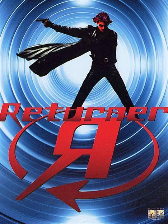 The Returner : Affiche Takashi Yamazaki, Takeshi Kaneshiro