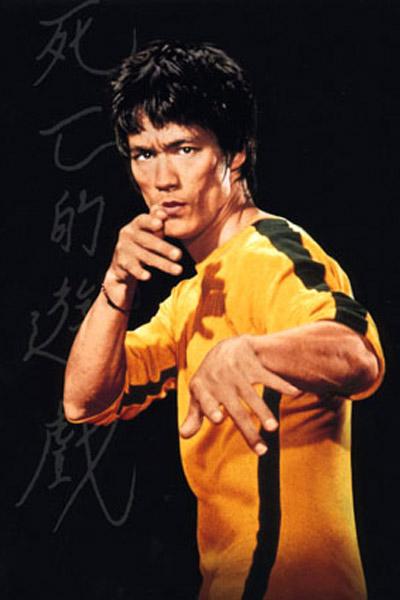Le Jeu de la mort : Photo Bruce Lee, Robert Clouse