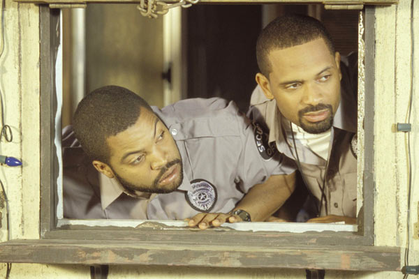 Ice Cube et John Witherspoon