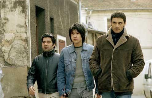 Les Mauvais joueurs : Photo Frédéric Balekdjian, Isaac Sharry, Pascal Elbé