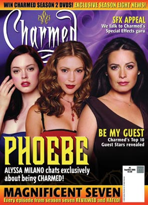 Charmed : Photo promotionnelle Alyssa Milano, Holly Marie Combs, Shannen Doherty