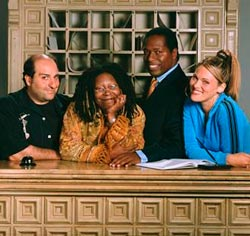 Whoopi : Affiche