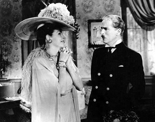 Monsieur Verdoux : Photo Charles Chaplin, Martha Raye